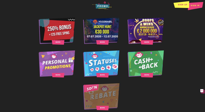 booi casino promo