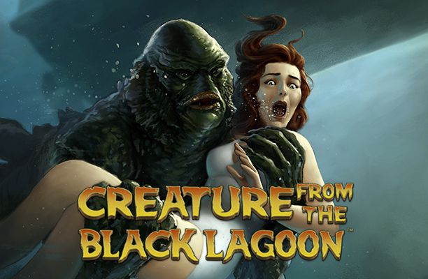 Creature from the Black Lagoon slot netent
