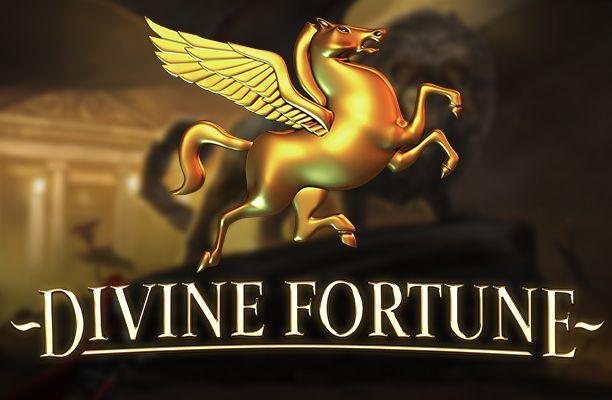 divine fortune slot netent