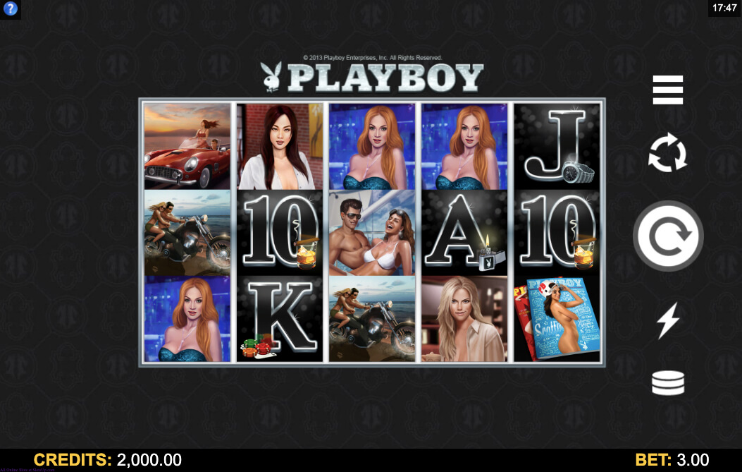 Playboy Slot review (Microgaming)