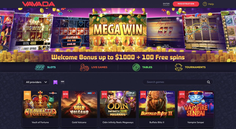 vavada casino website
