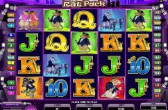 the rat pack slot microgaming