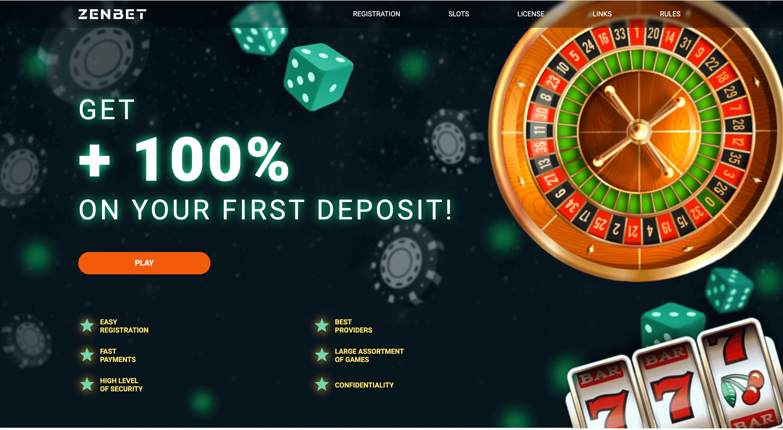 zenbet casino welcome bonus